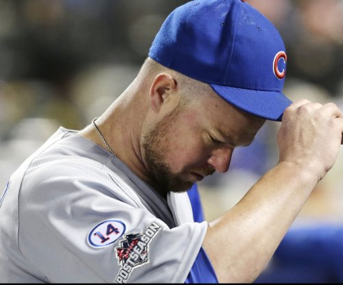 Jon Lester, Chicago Cubs get last laugh in rout of Atlanta Braves