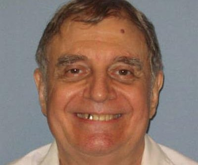 Alabama inmate loses appeal, will be executed Thursday