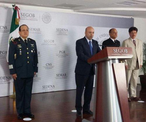 Mexico captures 'El Negro,' son of Sinaloa Cartel leader 'El Azul'