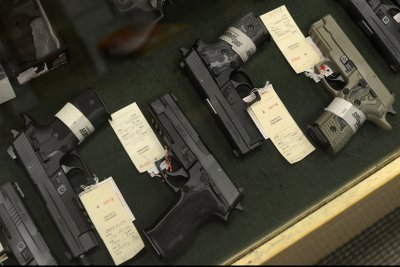 3D guns often compare poorly, more expensive than real firearms