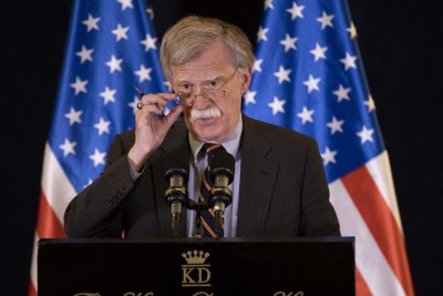 John Bolton in Armenia should promote the rule of law