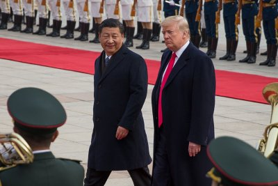Americans' view of China at lowest level since 2012, poll says