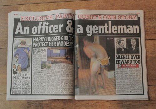 Murdoch defends Prince Harry pics in Sun