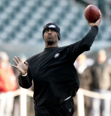 Michael Vick backs dogfighting crackdown