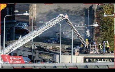 No obvious mechanical failure found after chopper's pub crash