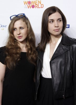 Pussy Riot members meet with senators on Capitol Hill