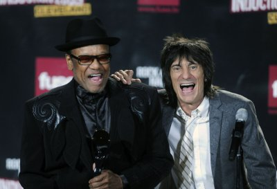 Rolling Stones post tribute to Bobby Womack