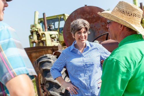 Joni Ernst: I will be the next United States Senator from Iowa
