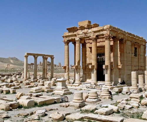 Islamic State takes over ancient Syrian city of Palmyra