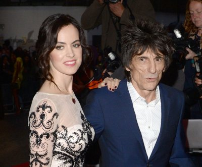 Rolling Stones guitarist Ronnie Wood becomes dad to twins at age 68