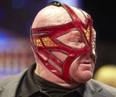 Wrestling star Big Van Vader says he has less than two years to live