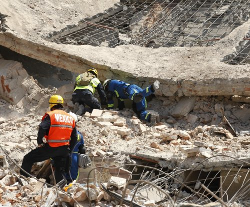 Mexico to observe 3 days of mourning after 8.1 quake kills more than 60