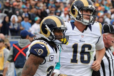 Los Angeles Rams: Jared Goff, Todd Gurley dominant in rout of Indianapolis Colts