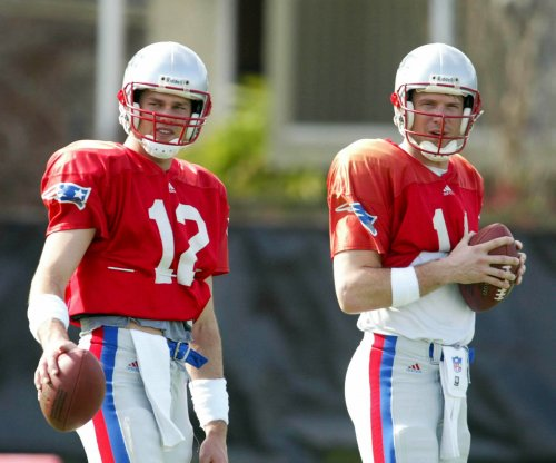 Drew Bledsoe to be New England Patriots' honorary captain for AFC title game