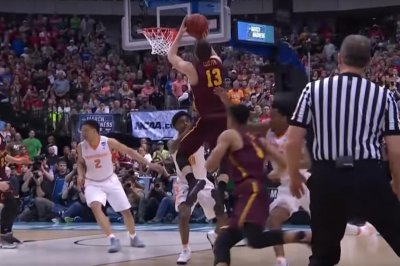 Loyola Chicago still dancing after upsetting Tennessee in NCAA tournament