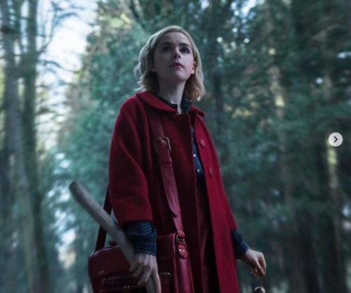'Chilling Adventures of Sabrina': Kiernan Shipka posts new promo photos
