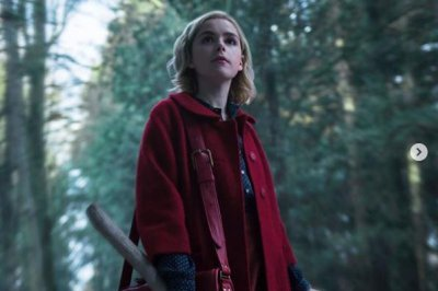 'Chilling Adventures of Sabrina': Kiernan Shipka posts new promo photos