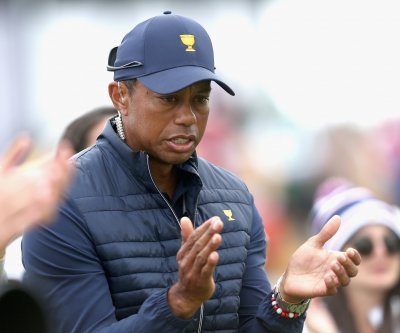 Presidents Cup golf: U.S. closes gap vs. Internationals
