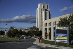 Lockdown at Walter Reed hospital near D.C. lifted