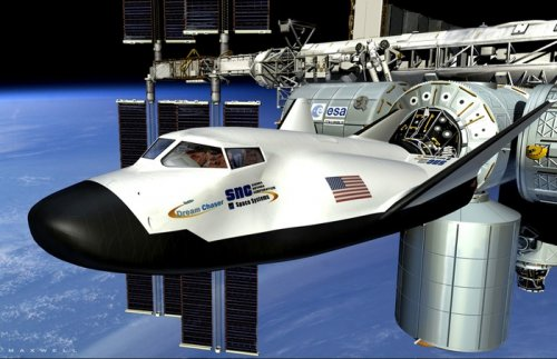 Companies prepare commercial spacecraft