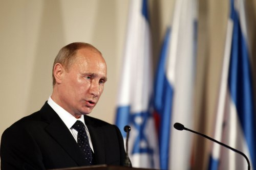 Putin still a contender for Nobel Peace Prize