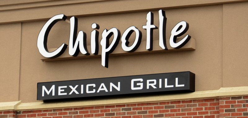 Chipotle Logo chipotle's twitter account hacked, logo changed to swastika - upi