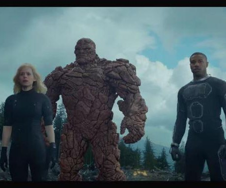 'Fantastic 4' off to dismal start at domestic box office, on track for $28M debut