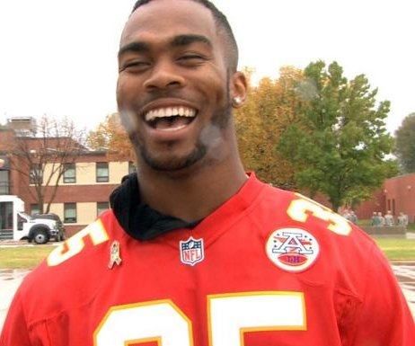 Chiefs look to Charcandrick West, head to London