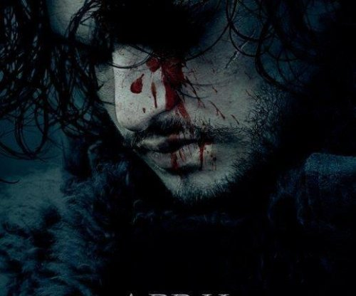 'Game of Thrones' releases Jon Snow poster for Season 6