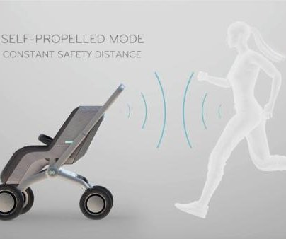 Smartbe introduces self-driving stroller with host of other posh features