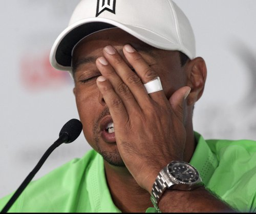 Tiger Woods will not play in the Masters