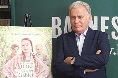 Martin Sheen on 'Anne of Green Gables' book reading: 'I was so nervous'