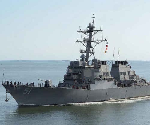 U.S. Navy extends contract for destroyer modernization