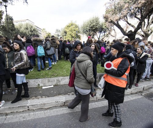 Earthquakes close schools, metro system in Rome