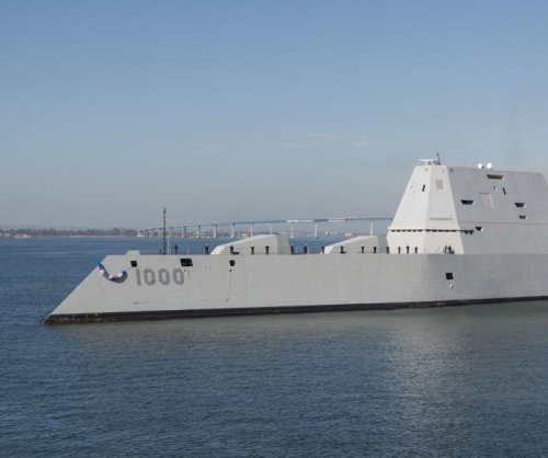 Keel laid for future USS Lyndon B. Johnson