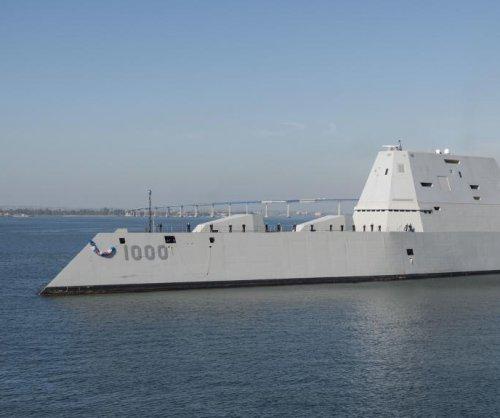 Keel laid for future USS Lyndon B. Johnson