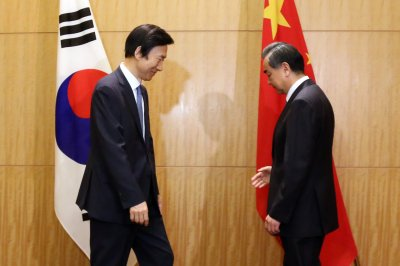 Chinese state media editorial warns South Korea over THAAD