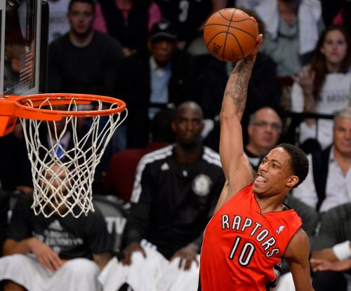 DeMar DeRozan leads Toronto Raptors to sixth straight win