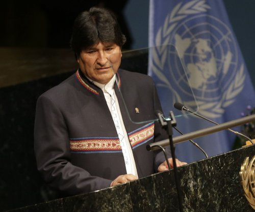 Bolivia's president Evo Morales to undergo throat surgery in Cuba
