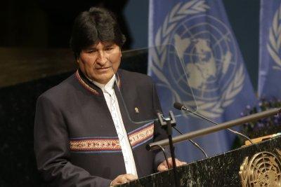 Bolivia's president Evo Morales to undergo throat surgery in Cuba