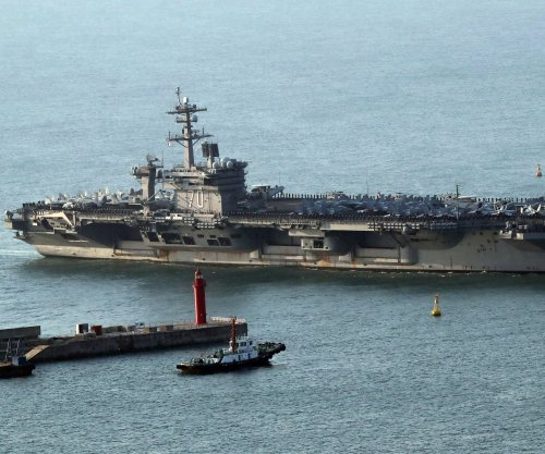 North Korea warns it could sink U.S. warship
