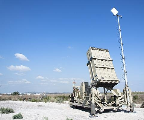 Israeli Air Force stands up second Iron Dome battalion