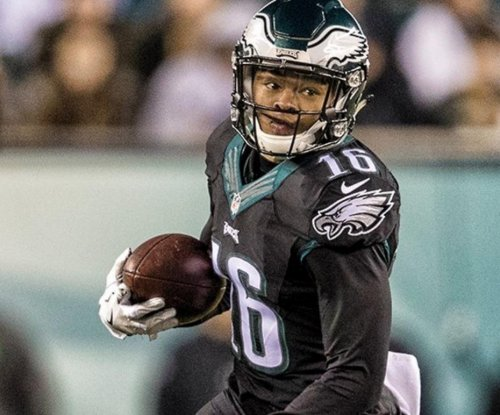 Bryce Treggs: Cleveland Browns sign WR from Philadelphia Eagles' practice squad