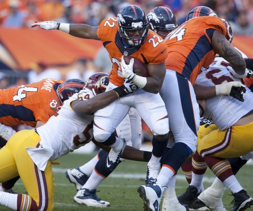 Carolina Panthers sign former Denver Broncos RB C.J. Anderson