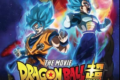 'Dragon Ball Super: Broly' will be first anime to screen at IMAX