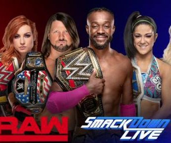 WWE announces new Raw, Smackdown draft for October