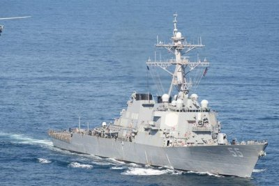 BAE Systems nabs $76.3M contract for work on USS Stout