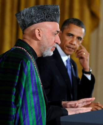 Karzai resolved not to sign Bilateral Security Agreement