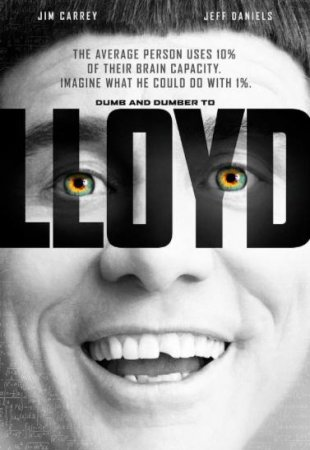 'Dumb and Dumber To' releases 'Lucy' inspired posters