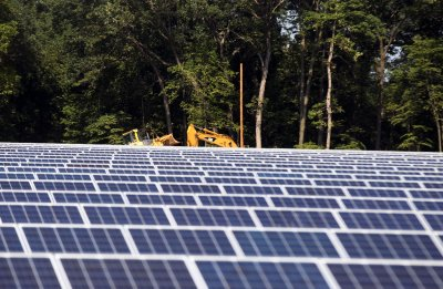 More solar power added to British grid